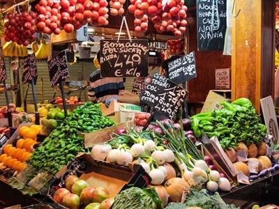 Барселона: Рамбла, Рынок Бокерия и ночная Саграда