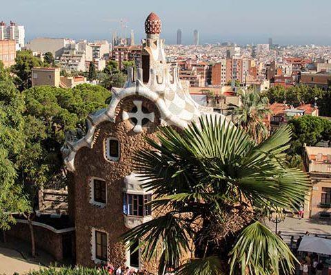 Барселона: Парк Гуэля