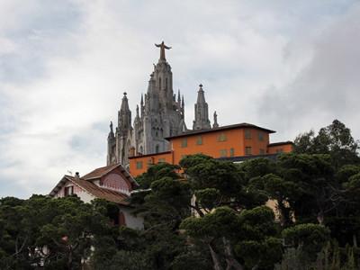 Барселона: Тибидабо