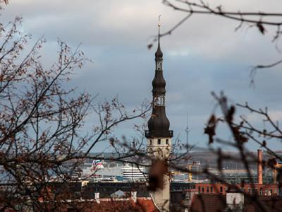 Таллин: Старый город.  Часть 2