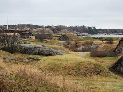 Хельсинки: Крепость Свеаборг
