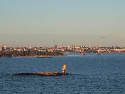 Хельсинки: Паром из Таллина