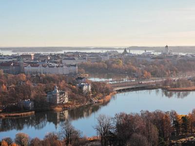Хельсинки: Олимпийский стадион