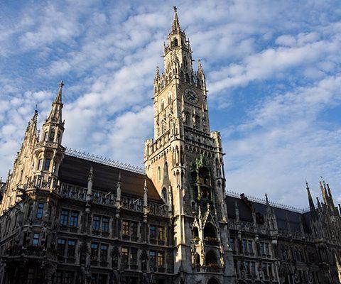 Мюнхен: Старый Город