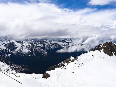 Австрия: Ледник Кицштайнхорн