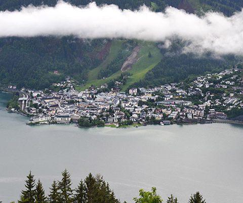 Австрия: Целль-Ам-Зе