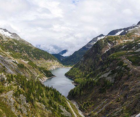 Австрия: Дамба Кёлбрайн