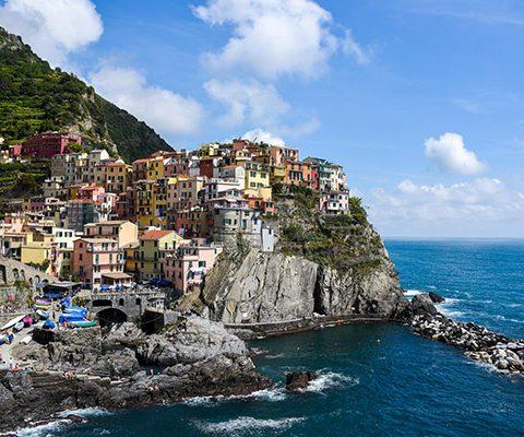 Италия: Манарола