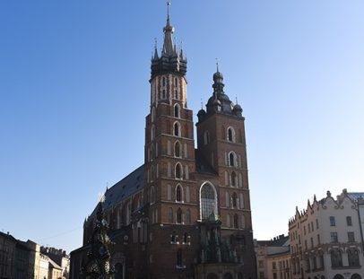 Новогодний Краков: Главный Рынок