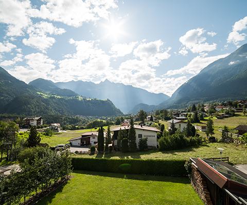 Австрия: Заутенс и Окрестности