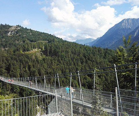Австрия: Мост Highline179