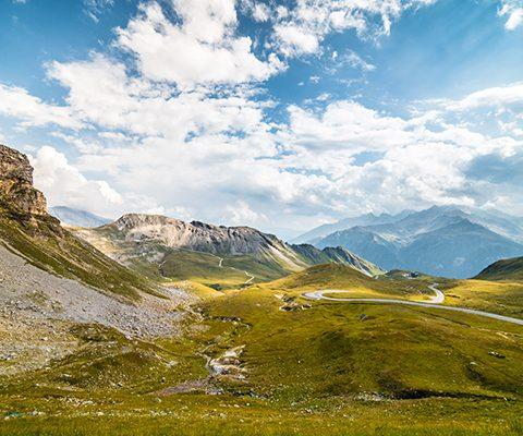 Австрия: Гроссглокнер в Августе