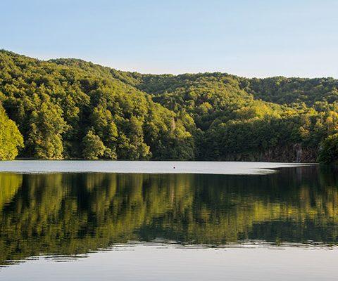 Хорватия: Плитвицкие Озера. Часть 2
