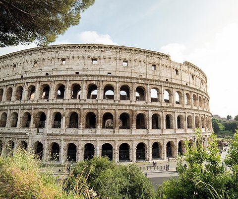 Рим: Колизей